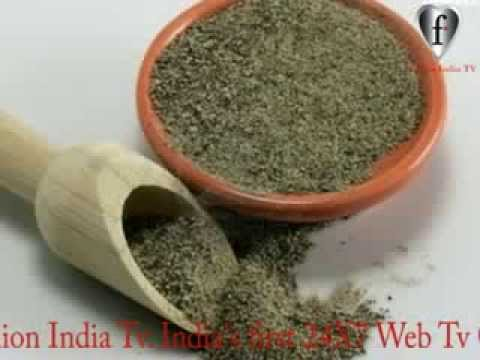 Benefits of Black Pepper in winter on fashion india tv