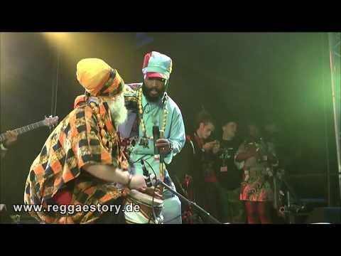 Warrior King - 3/3 - Rough Road - 29.07.2017 - Reggae Jam