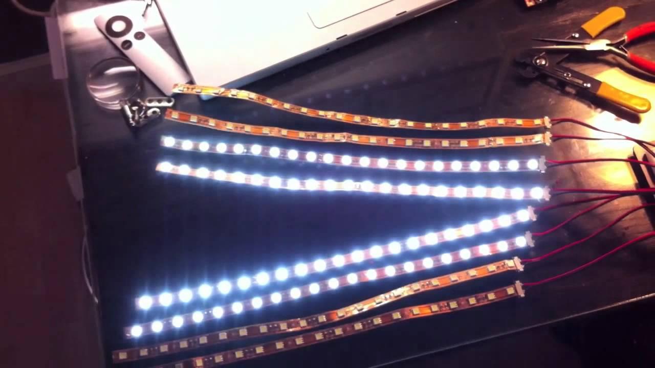 Warp Core LED Circuit & Warp Core LED Circuit - YouTube