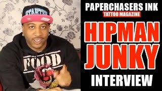 PAPERCHASERS INK - HIPMAN JUNKY - INTERVIEW