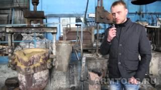 КТОК. Кургансельмаш. Обзор в рамках проекта: Арматуростроение. Российское производство.