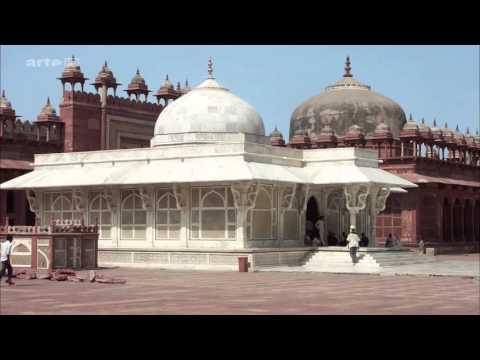 Architectures Le mausolée d'Agra