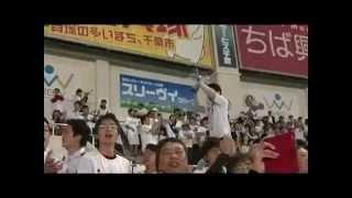 祝CS出場!&涌井投手最多勝! ホーム最終戦恒例の選手応援歌メドレーで...
