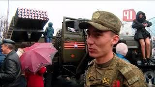 Выставка военной техники Екатеринбург 2018