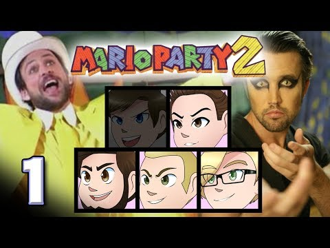 Mario Party 2: Day 'n Night - EPISODE 1 - Friends Without Benefits