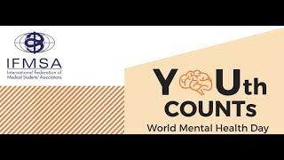 World Mental Health Day 2018 - #YOUthCOUNTs