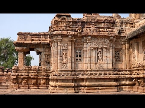 Monuments at Pattadakal and Aihole, Karnataka, India in 4K (Ultra HD)