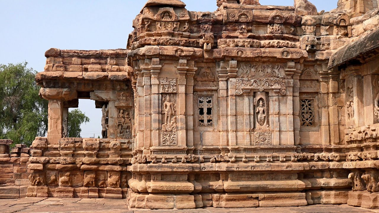 Image result for Badami, Aihole and Pattadakal, Karnataka: