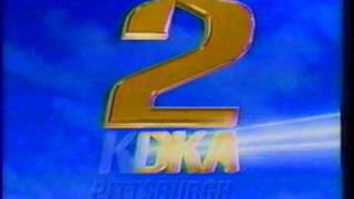 KDKA Eyewitness News This Morning open