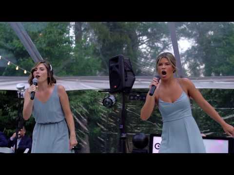 Wedding Speech Maid of Honor Sisters Wedding Song Rap Still Dre