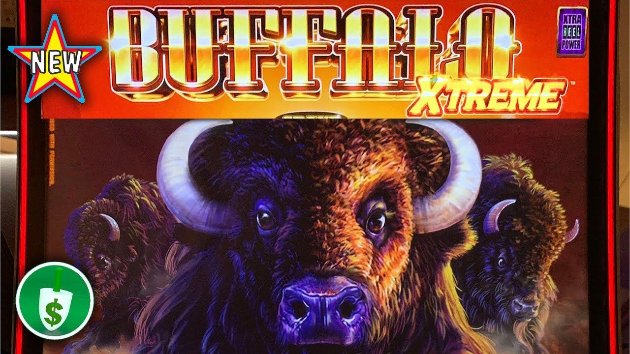 Buffalo diamond free slots