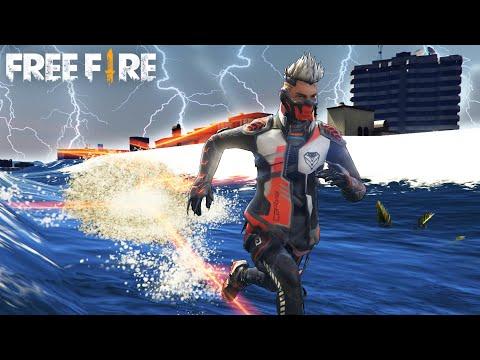 Free Fire เมื่อน้ำท่วมโลกฟีฟาย ค้นพบพลังวิเศษ ฉบับเกรียน EP5