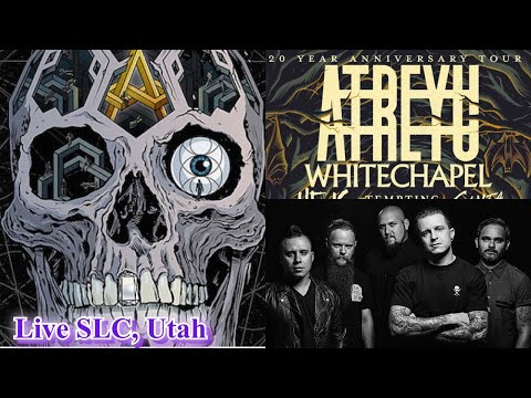 Atreyu: 20 Year Anniversary Tour Live 2019
