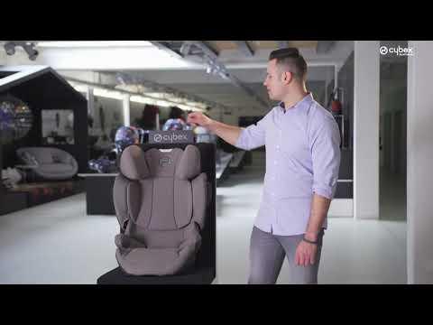CYBEX   Solution Z Fix Car Seat в Магазине KRESELBURG.RU