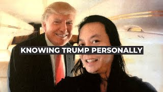 """Donald Trump's Unseen """"Personal"""" Side (Gene Ho Interview)"""