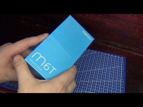 Обзор Смартфона MEIZU M6T  3G 4G LTE Wi Fi Bluetooth
