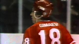 Хоккей   Кубок Вызова Challenge Cup 1979г, CCCР   Сборная НXЛ, 3 игра, Николай Озеров