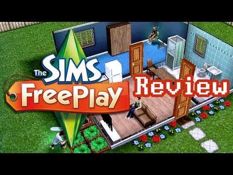LGR - The Sims FreePlay Review [2012]