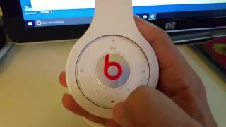 How to connect BEATS Wireless headset to Windows 10 PC