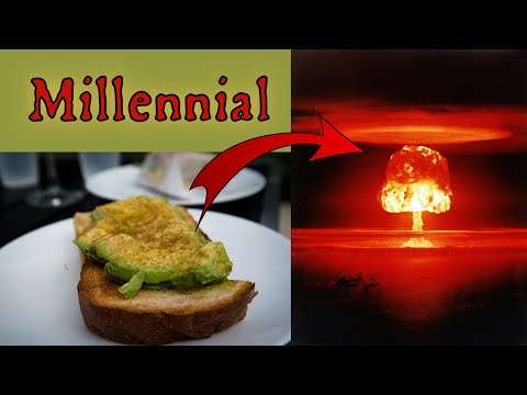 What Connects Millennials & the Apocalypse?