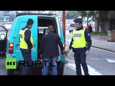 France: Controls introduced on Italian border ahead of UN climate talks