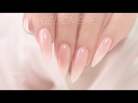 Sculpting Gel Ombre Nails