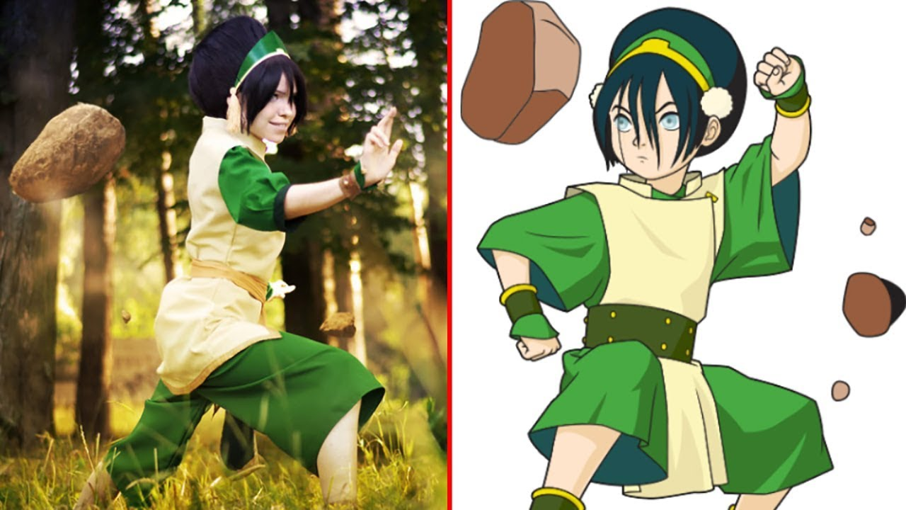 Avatar The Last Airbender Characters In Real Life All Time