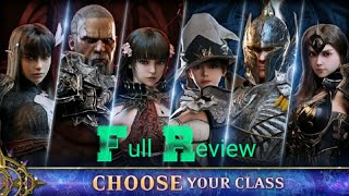 AxE: Alliance vs Empire 3D MMORPG open world online game full intro review