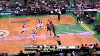 2011 PLAYOFFS Round 2: Game 3 Boston Celtics VS Miami Heat (2-1 Miami Lead)