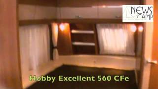 caravan Hobby Excellent 560 CFe