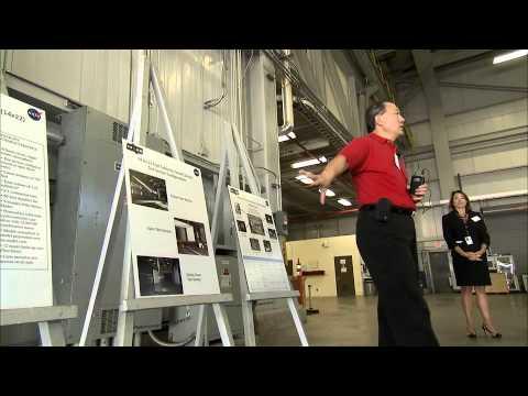 VIP Day at NASA Langley Research Center