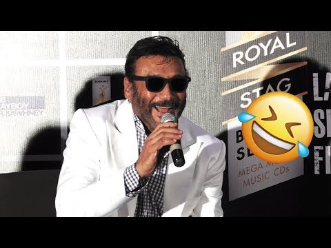 Jackie Shroff's FUNNY Response On His Ex-Girlfriends & Wife Ayesha Shroff