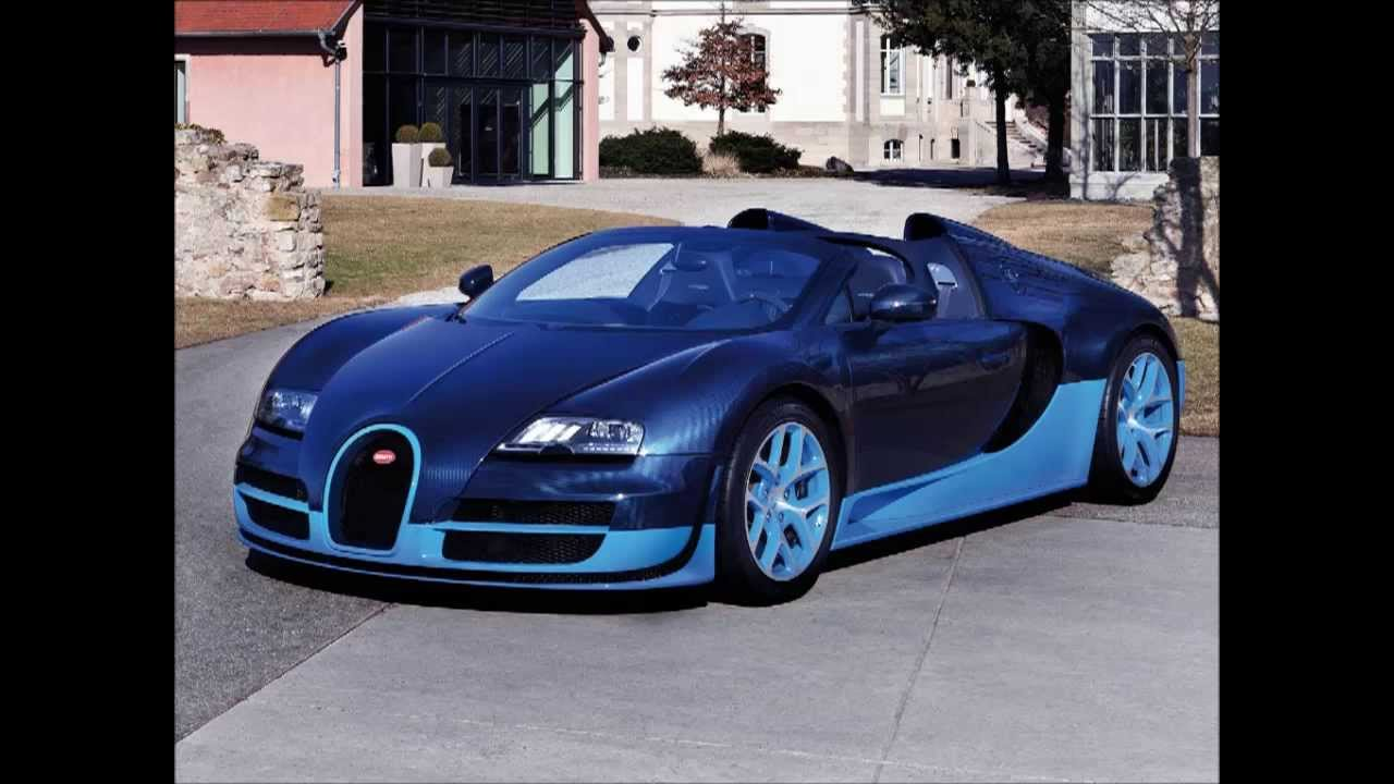 Bugatti Veyron All Models Youtube