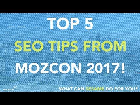 MOZCON 2017!