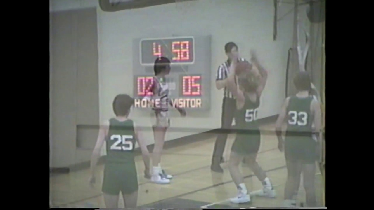 NCCS - St. John's 9th Grade Boys  1-17-89