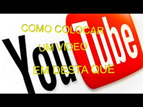 Como colocar video em destaque no youtube no novo design