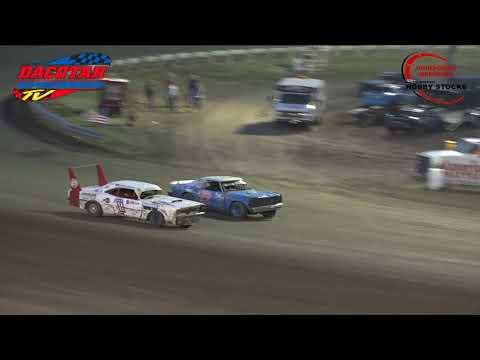 Dacotah Speedway   Hobby Stocks   8-23-19
