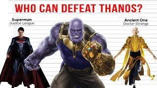 Who Can Defeat Thanos? streaming