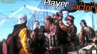 Player Factory Paintball - La Carlota, Córdoba - Camping Carlos III