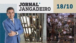 🔴 AO VIVO Jornal Jangadeiro 18/10/21 - Pedido de ajuda para abrigo de animais, peças antigas e mais.