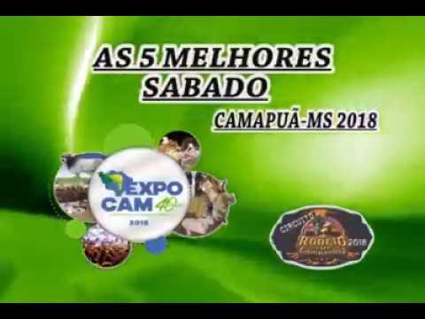 Rodeio em Camapuã - 40ª Expocam - (sábado)