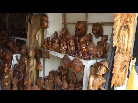 Indonesia, Bali, Sukawati - Art Market Sukawati (2016)