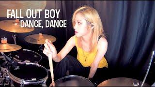 Fall Out Boy - DANCE, DANCE | DRUM COVER (GANI DRUM)