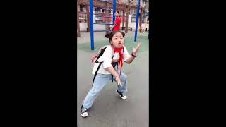 tiktok china funny videos My daughter became someone as soon as she danced