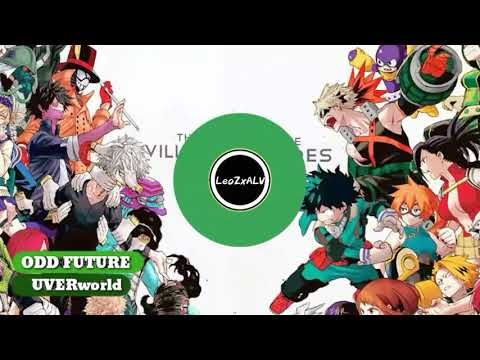 Opening 4 Full Boku No Hero Academia ODDFUTURE-UVERworld+link De Descarga