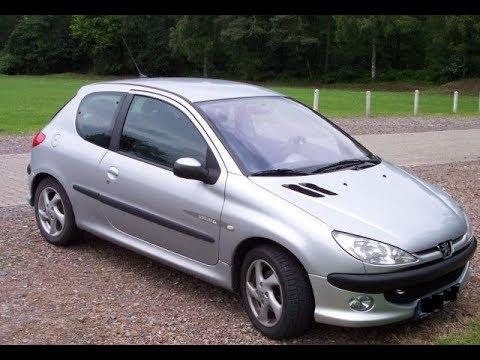 Замена ремня ГРМ, регулировка клапанов Peugeot 206