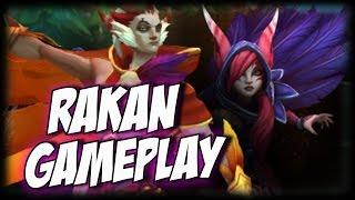 ¡RAKAN Y XAYAH GAMEPLAY NUEVO CAMPEÓN! | ESTÁN ROTÍSIMOS | INGAME | Garmy
