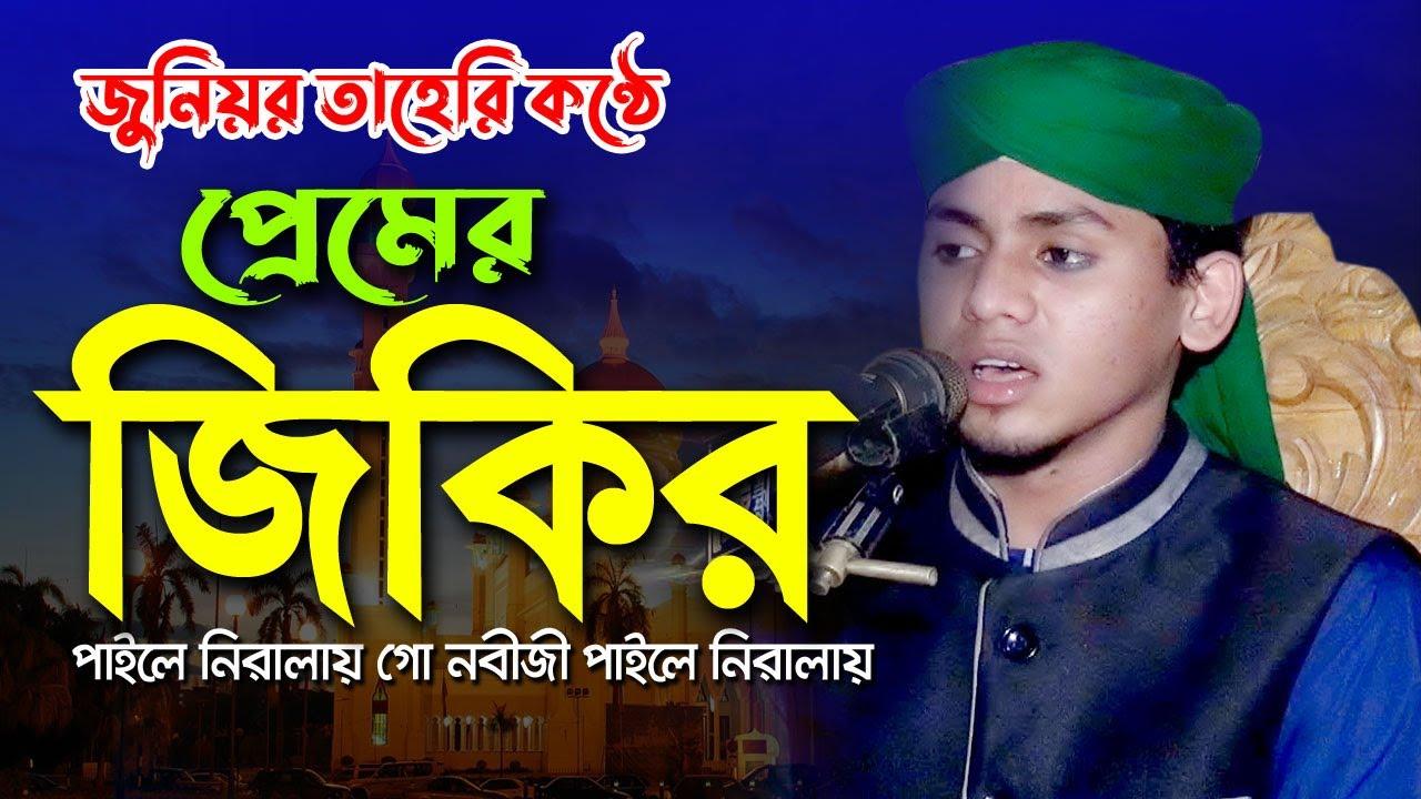 Download নবাগত তাহেরীর কণ্ঠে । প্রেমের জিকির । Naeem Uddin Azizi । Islamic hd media