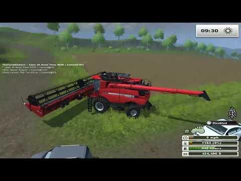 Farming Simulator 2013 - Nostalgia - Timelapse #35