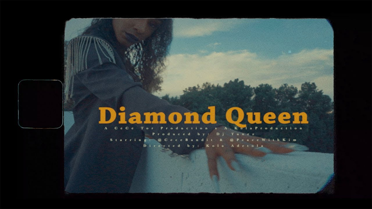 Diamond Queen- DJ Tunez Dance Visual by Cece Tor